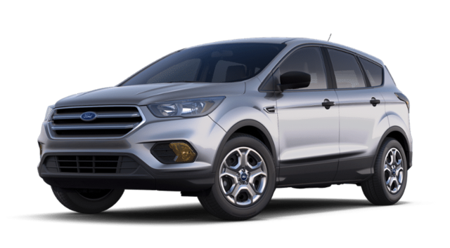New 2019 Ford Escape S SUV For Sale Folsom California